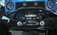 """Jeep Wrangler remporte le trophée du """"Hottest 4x4/SUV""""  au SEMA 2013."""