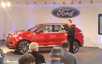 Ford unveils Edge Concept at L.A. Auto Show