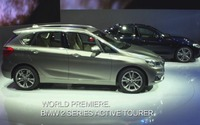 BMW at the 84th Geneva International Motor Show 2014.