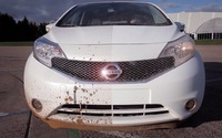 A Hydrophobic car Protection From Nissan