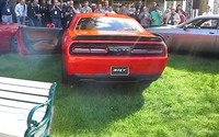 Dodge Challenger SRT Hellcat Clearing its Throat