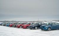 Le Guide de l'auto 2015: Match hivernal des compactes