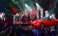 Launch of the highly anticipated 2016 Mazda MX-5