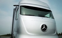 Mercedes FT2025: The Truck Of The Future