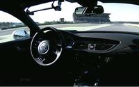 An Autonomous Audi RS7 on the Hockenheimring Circuit